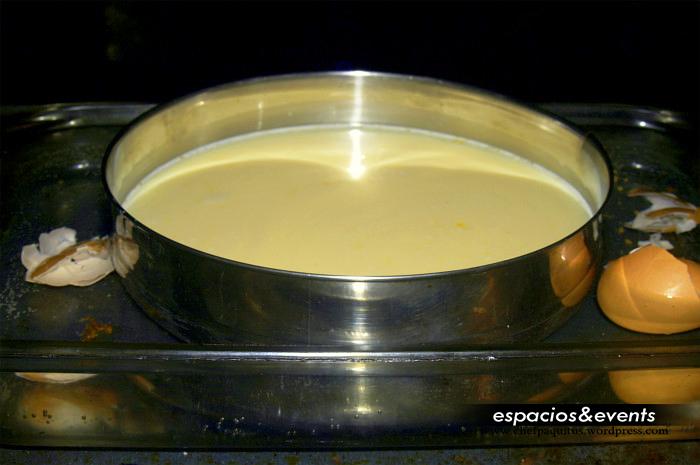 Flan de huevo facil n chef paquitus - Flan de huevo al bano maria en olla express ...